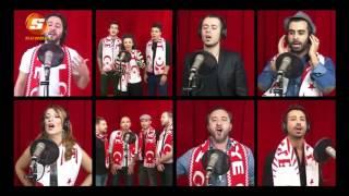 """İzmir Marşı - Türk pop ve rock müziğinin 16 sanatçısı """"İzmir Marşı"""" için bu projede..."""