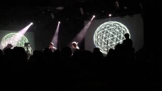 Mouse on the keys - Reflexion [Live NYC 2017] (@ Le poisson rouge)