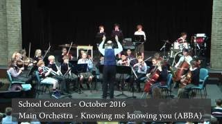 Main Orchestra - Knowing me knowing you
