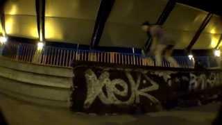 1 minuto de skate: Fernanda Antonia
