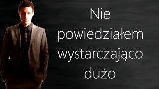 Glee - Losing My Religion - Tłumaczenie PL
