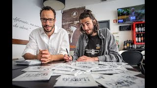 Salvador Sobral e Júlio Resende - Alexander Search album presents [Portuguese] 30-06-2017