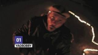 "Yaobobby sort ""Histoires d'un continent"" (Top Music)"