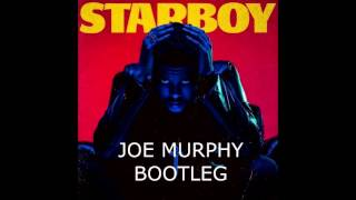 Starboy  (Joe Murphy 2k16 Bootleg)