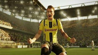 FIFA 17 - NOVOS DRIBLES, COMEMORAÇÕES E REAÇÕES!