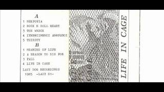 Life In Cage - 03 - The Wreck (1985)