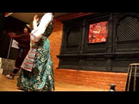 Nepal Kathmandu 傳統舞蹈表演