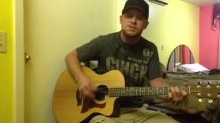 "Ryan Woods- ""Texas kind of way"" Cody Johnson cover"