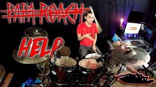 Papa Roach - Help (Drum Cover)