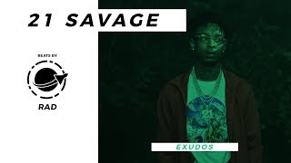 "21 Savage Type Beat ""Exudos"" (Prod. BeatsByRad x Q Beats)"