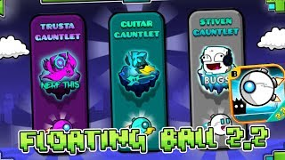 GUITAR,TRUSTA AND STIVEN GAUNTLET-NEW SYSTEM-2.2 FLOATING BALL FULL GAME
