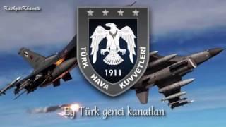 """TSK Armoni Mızıkası - Turkish Military Song : """"Havacı Marşı"""""""