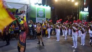 Banda Marcial Heitor Villa Lobos Igarassu 2017