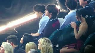 052018 BTS (Mainly V's focus) behind the scene + winning speech @ BBMAS