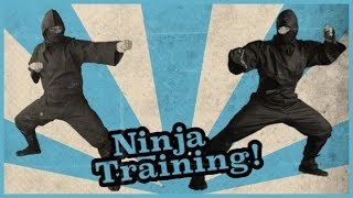 Sewa Kroetkov & Micky Papa - Ninja Training
