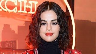 """Selena Gomez DANCES Around In Robe In """"Wolves"""" Video"""