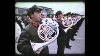Chinese Anthem & Internationale - Mao's Funeral (1976)