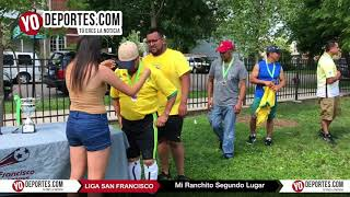 Fierro FC Campeon del Torneo Corto Liga San Francisco en Chicago