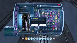 DCUO T7 SOLO sience spire LB feat - Security