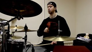 Ghostface Killah & Adrian Younge - The Sure Shot (parts 1 and 2) Drum Cover by Alexander Dovgan'