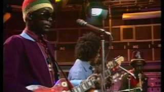 Bob Marley & The Wailers, Stir it Up, 1973, BBC Live