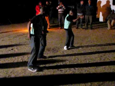 Namaqua boys dance