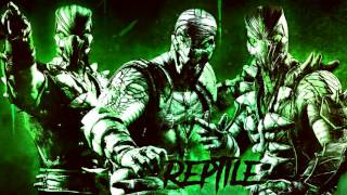 Reptile Theme [Industrial/Metal Remix]