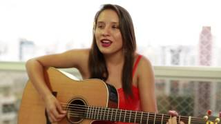 Flor e o Beija-Flor - Henrique e Juliano Part. Marília Mendonça (Bruna Siqueira cover)