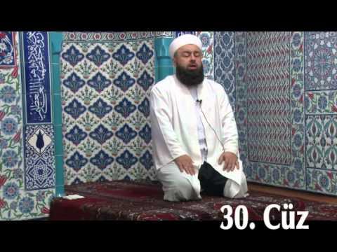 Fatih Medreseleri Masum Bayraktar Hoca Mukabele 30  Cüz