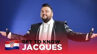 ESC 2017: Get to know... JACQUES HOUDEK from CROATIA 🇭🇷