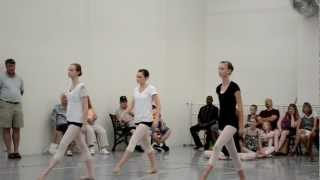 Contemporary Dance to For You I Will by Drehz