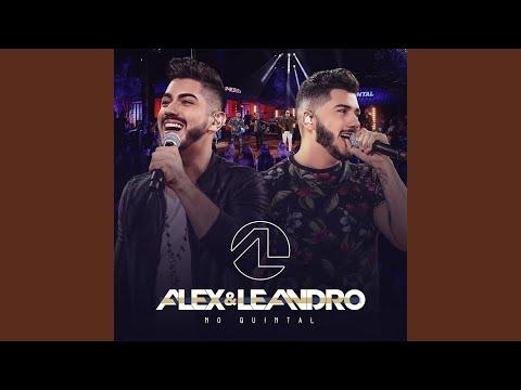 Perdoa Na Hora Do Adeus de Alex E Leandro Letra y Video