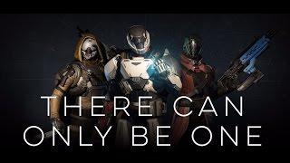 DESTINY RAP BATTLE: Titan vs Warlock & Hunter | Daddyphatsnaps