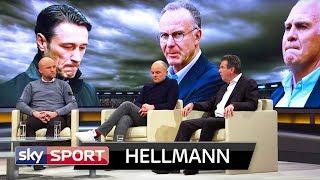Hat Niko Kovac noch eine Zukunft bei Bayern? | Hellmann – der o2 Fußball-Talk | Sky Sport HD