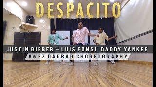 Despacito | Awez Darbar Choreography
