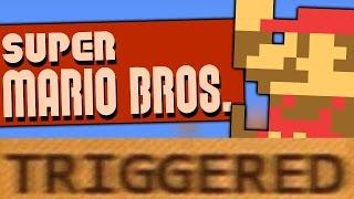 How Super Mario Bros TRIGGERS You!