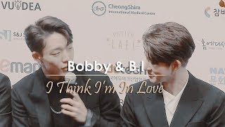 Bobby & B.i | I Think I'm In Love #DoubleB