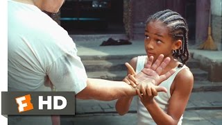 The Karate Kid (2010) - Pick Up Your Jacket Scene (2/10) | Movieclips