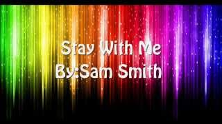 Funny Karaoke #1 Sam Smith - Stay With Me! (Jared)