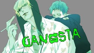 Nightcore - Gangsta [Male Version]