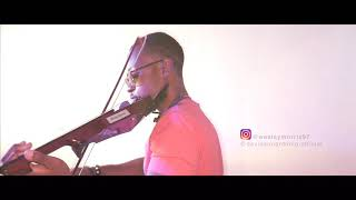Mario Let Me Love You (Violin Cover) Wesley Morris