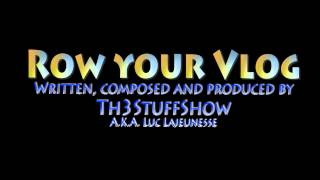 Royalty Free Music for your YouTube Videos - Row Your Vlog
