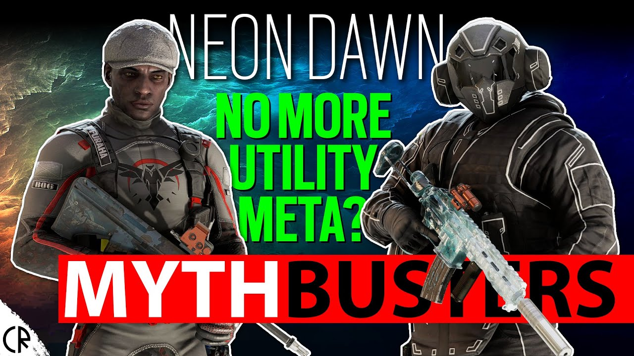 Core Ross - Neon Dawn Changes Jager & Wamai - Mythbusters - 6News - Rainbow Six Siege