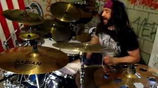 Glen Monturi - The Wolf is Loose (Mastodon Drum Cover)