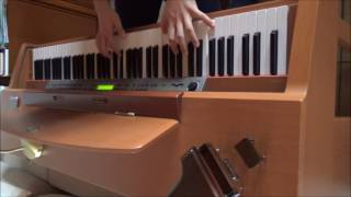 Avantasia - Sign of the Cross piano cover