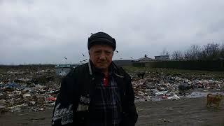 Groapa de gunoi din Cartierul Oborul Nou