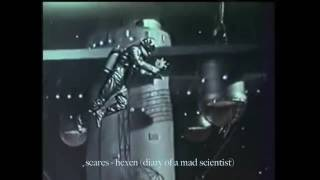 scares: hexen (diary of a mad scientist)