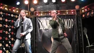"Арт-проект ""Живые"" #1 - Pushing me away(LIVE) 16.11.2013"