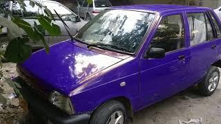 1000000 Views on Suzuki Mehran Car Wrapping at SehgalMotors.PK