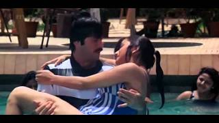 Madhuri Dixit & Mandakini in swimsuit [HD-720p] - Tezaab